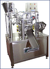 Автоматический фасовочно – упаковочный агрегат для пакетов «ДОЙ-ПАК»(Doy-Pack).