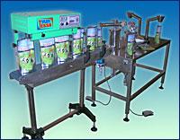 Полуавтоматический фасовочно – упаковочный агрегат для пакетов «ДОЙ-ПАК»(Doy-Pack).